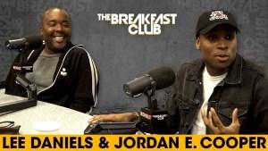 Lee Daniels & Jordan E. Cooper Talk 'Ain't No Mo', Jussie Smollett & The Future Of 'Empire'