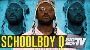 ScHoolboy Q on CrasH Talk, Nipsey Hussle, Kid Cudi, His Horror Movie + More!