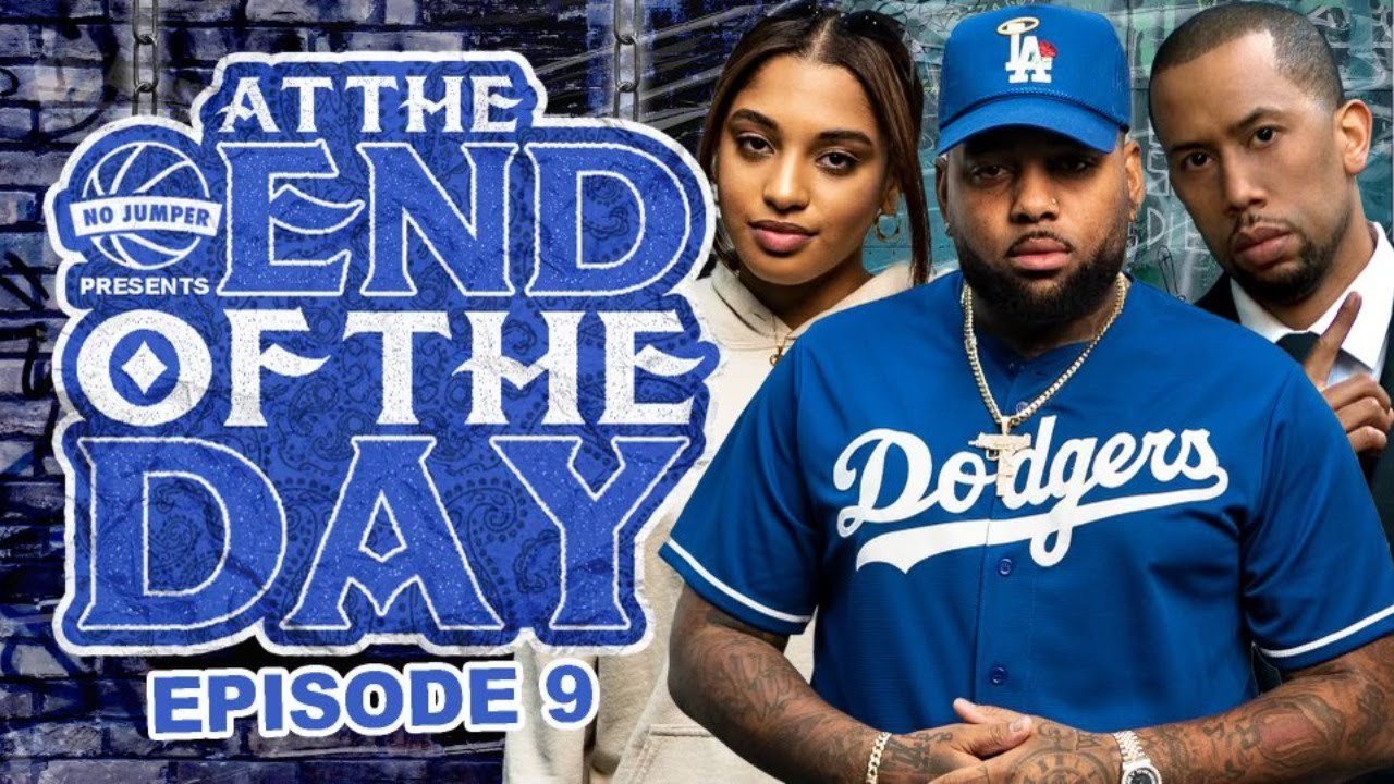 At The End of The Day Ep. 9 w/ Affion Crockett