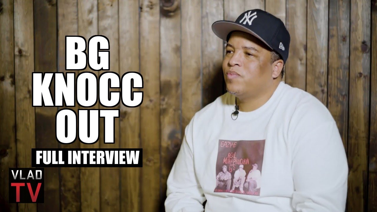 BG Knocc Out on NBA YoungBoy, Dave East, 2Pac, Suge, Tekashi (Full Interview)
