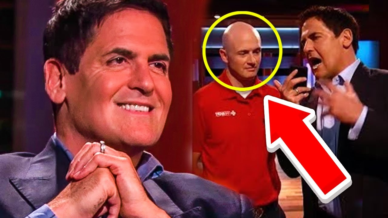 Why Mark Cuban Almost Didn't Join Shark Tank..
