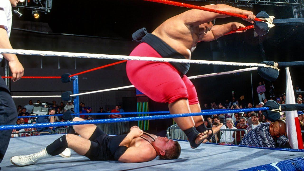 First Look: WWE Icons featuring Yokozuna