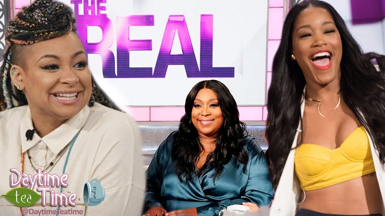 Loni Love SPEAKS about Raven Symone and Keke Palmer as NEW co-hosts of The Real!