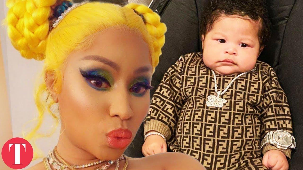 Inside Nicki Minaj's Baby Closet