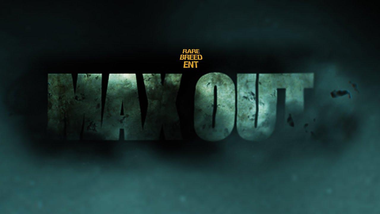 #MAXOUT PRESALE NOW AT RAREBREEDENT.COM!!!!