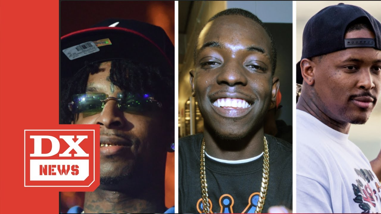 Here's Why 21 Savage & YG Are Super Excited For Bobby Shmurda's Freedom