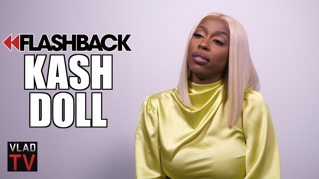 Kash Doll: I Made $26K in 1 Night Dancing on Stage, I Felt Special (Flashback)