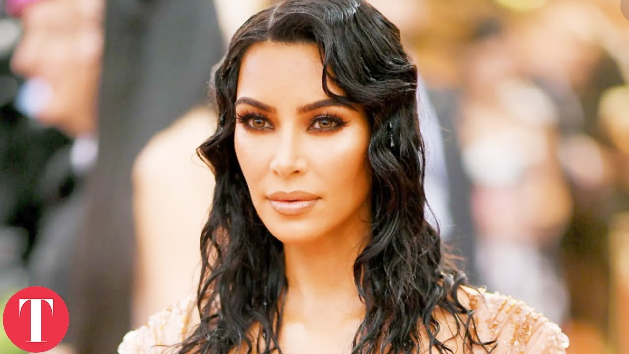 Kim Kardashian's Wet Look Met Gala Dress Was Her Most Important Fashion Statement