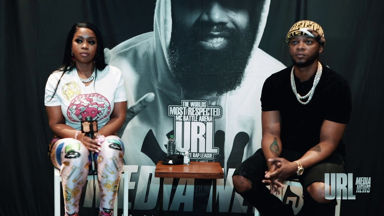 REMY MA AND PAPOOSE SPEAKS ON THE BATTLE CULTURE AND THE SMACK ERA DAYS | URLTV