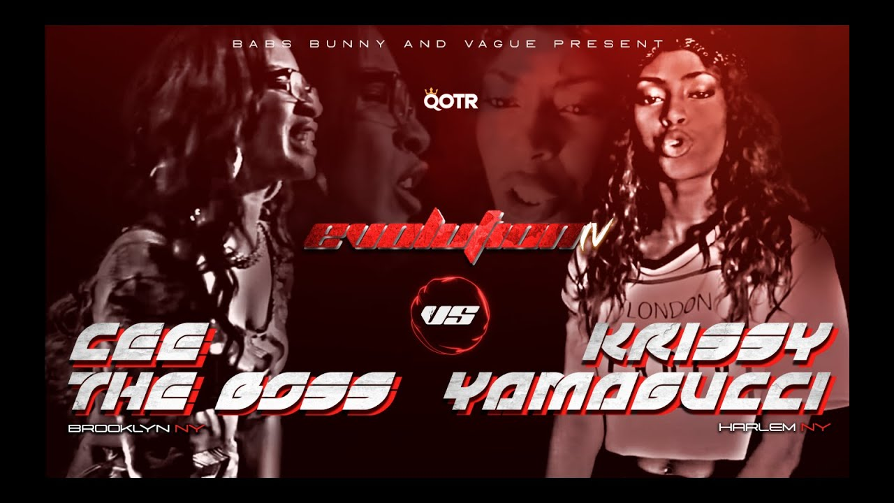 CEE THE BOSS vs KRISSY YAMAGUCCI QOTR presented by BABS BUNNY & VAGUE