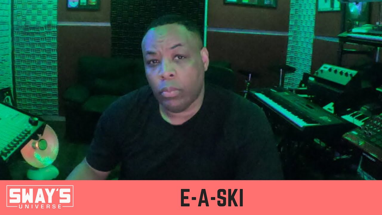 E-A-SKI Talks New Limited Edition Vinyl 'Producers Vs. Beatmakers' | SWAY'S UNIVERSE