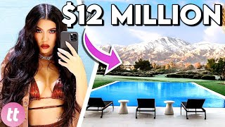 Inside Kourtney Kardashian's Many Million Dollar Mansions