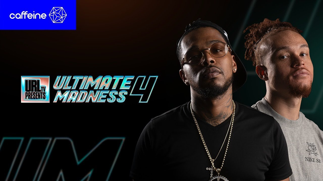 URL presents: Ultimate Madness 4 - Round 1 Pre-Show 🏆