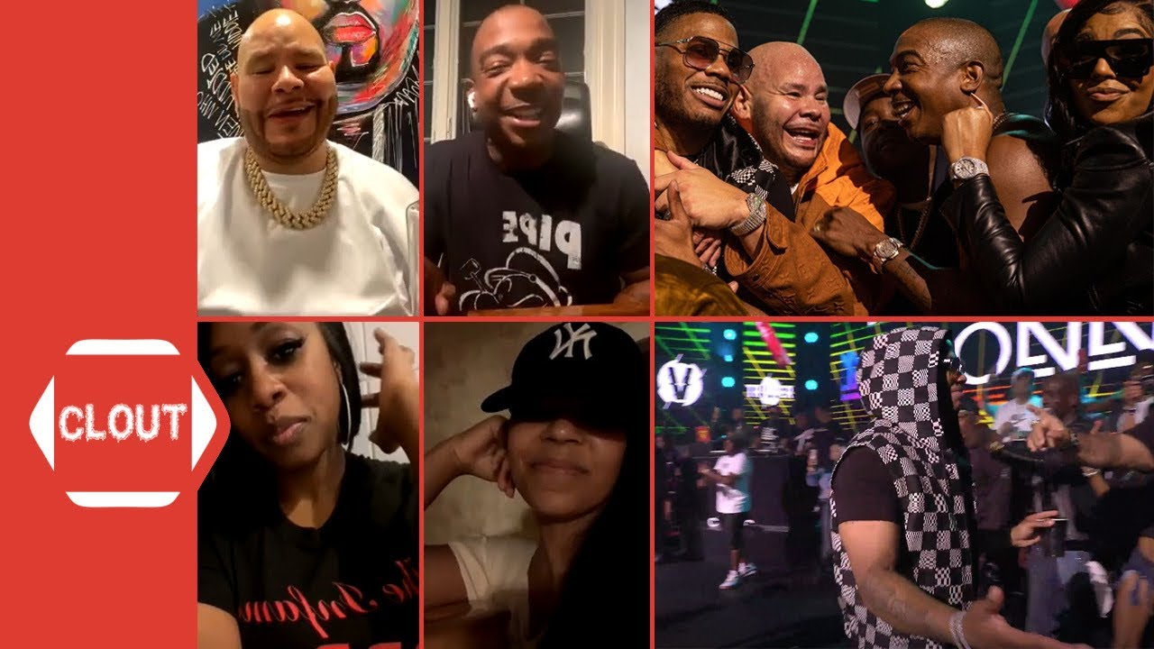 "Ashanti Shuts Down Nelly Reconciliation Rumors After ""Fat Joe Vs Ja Rule"" Epic 'Verzuz' Run-In!"
