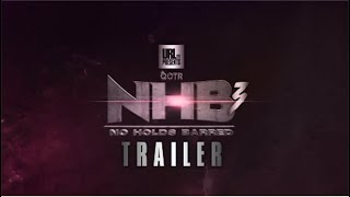BABS BUNNY & VAGUE presents QUEEN OF THE RING NHB3 TRAILER