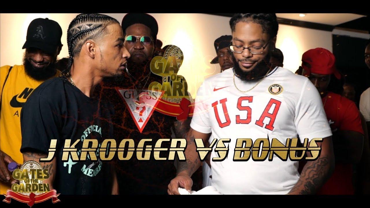 J KROOGER VS BONUS | GATES OF THE GARDEN