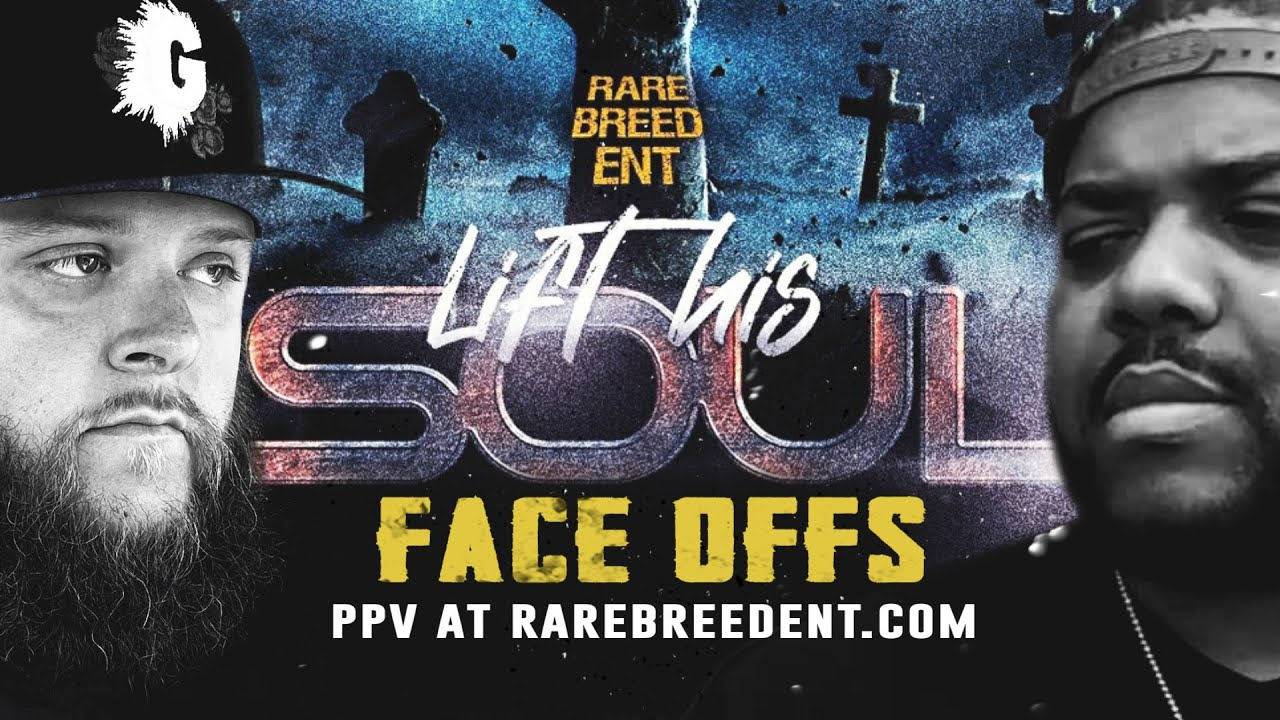 LIFT HIS SOUL FACE OFFS: BIGG K vs  CHARLIE CLIPS LIVE SEPT 4th ON PPV