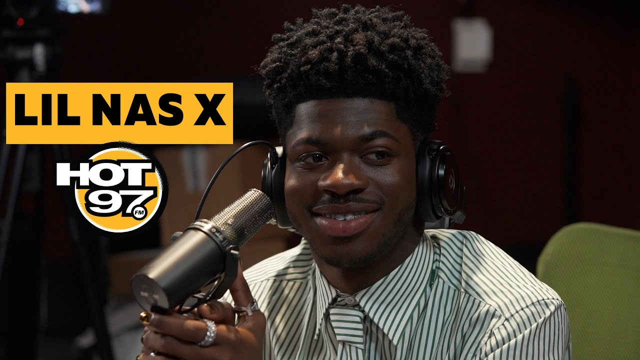 Lil Nas X On Boosie, Met Gala, Thoughts On Going Nude At VMA's, + Reactions To BET Awards Kiss