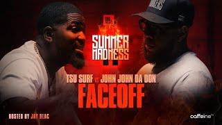 TSU SURF VS JOHN JOHN DA DON SUMMER MADNESS 11 FACE OFF | URLTV