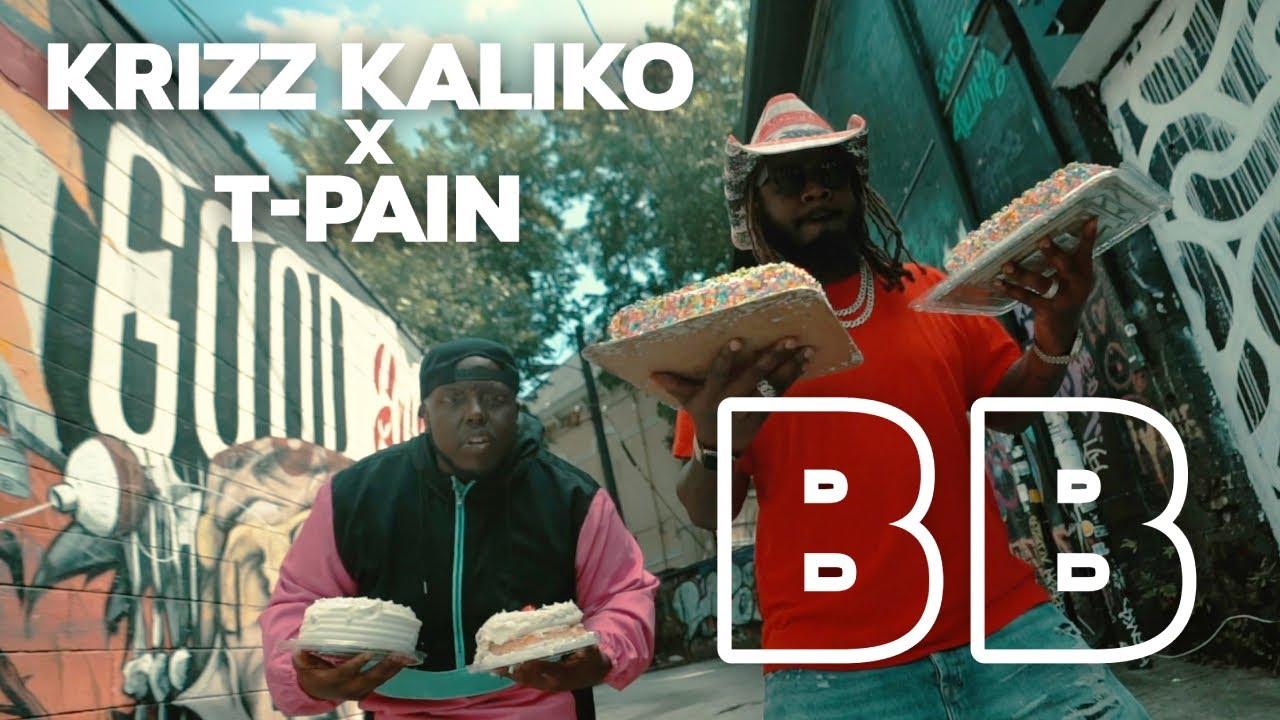 "Krizz Kaliko x T-Pain ""BB"" Official Music Video"