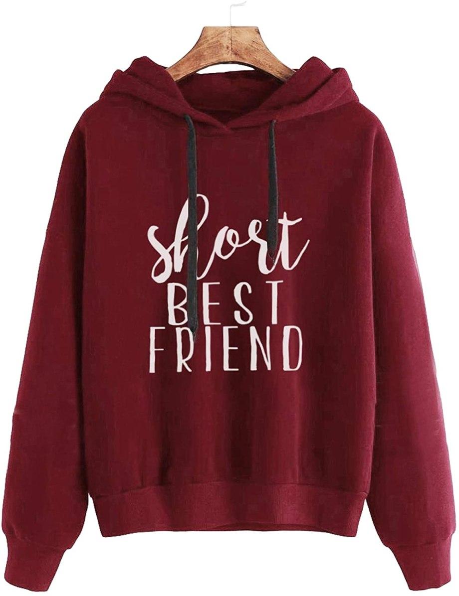 Best Friends Hoodie for Girls