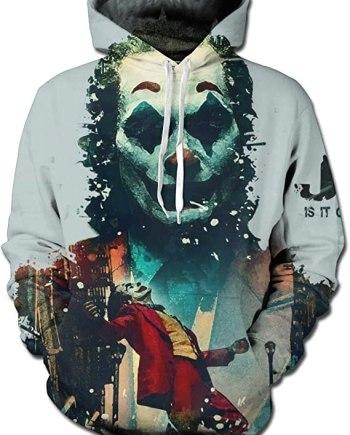Men's Joker Hoodie