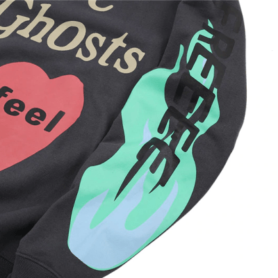 Kanye West LUCKY ME I SEE GHOSTS Hoodie