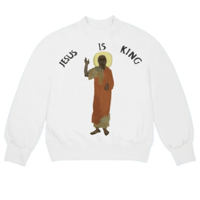 Jesus Is King Sweatshirt