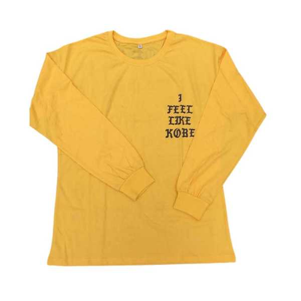 Kanye-West-I-Feel-Like-Kobe-T- Shirt