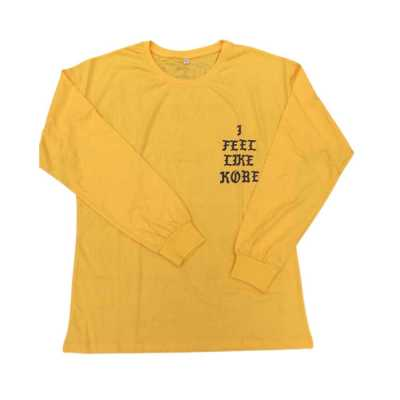 Kanye West I FEEL LIKE KOBE T-Shirt