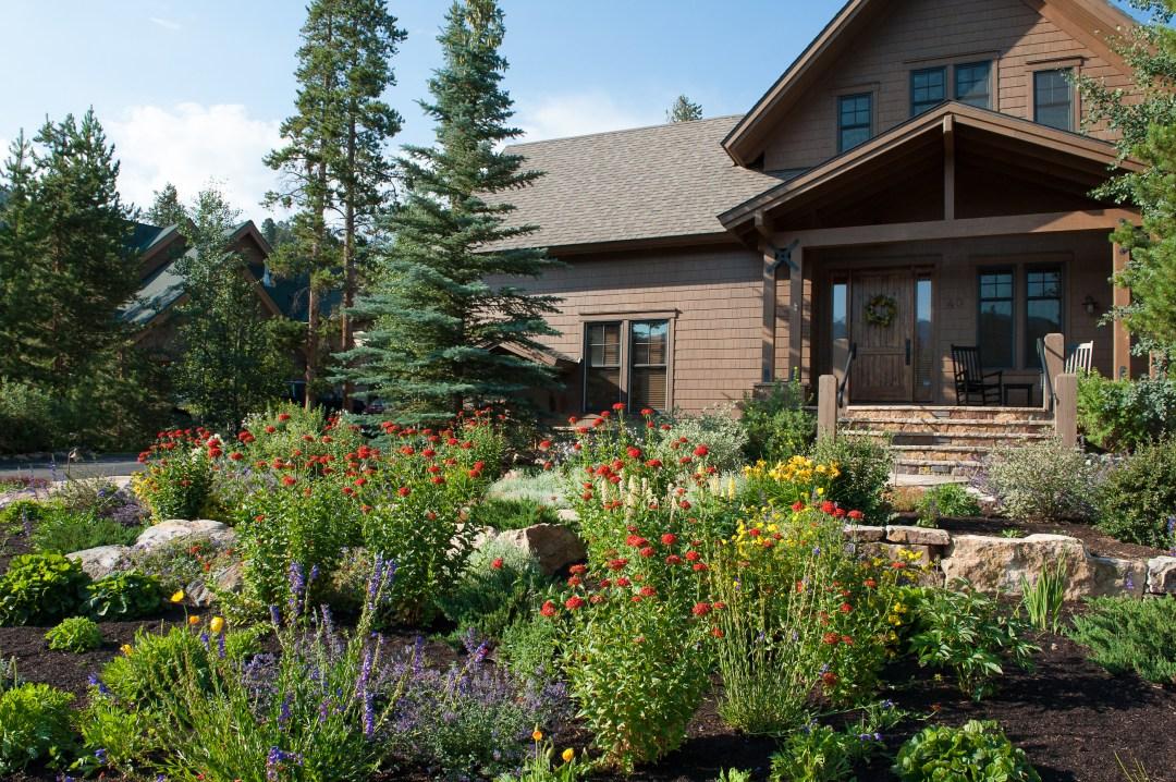 landscaping services in dillon colorado