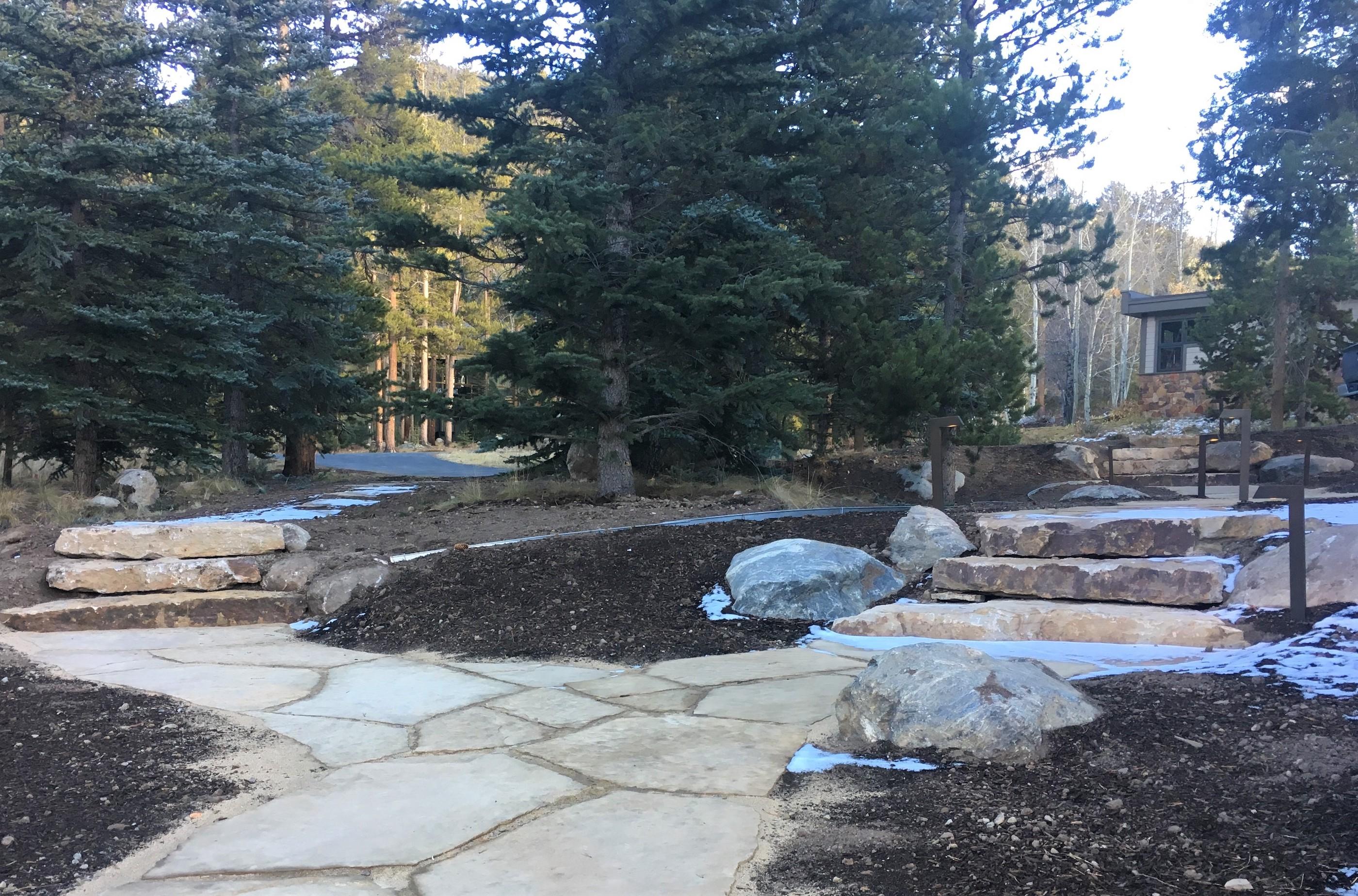 walkways landscaping company summit county 3
