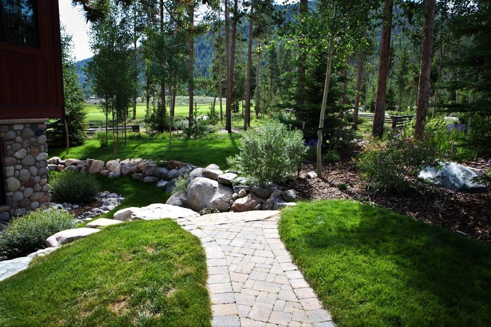 walkways landscaping company summit county 4
