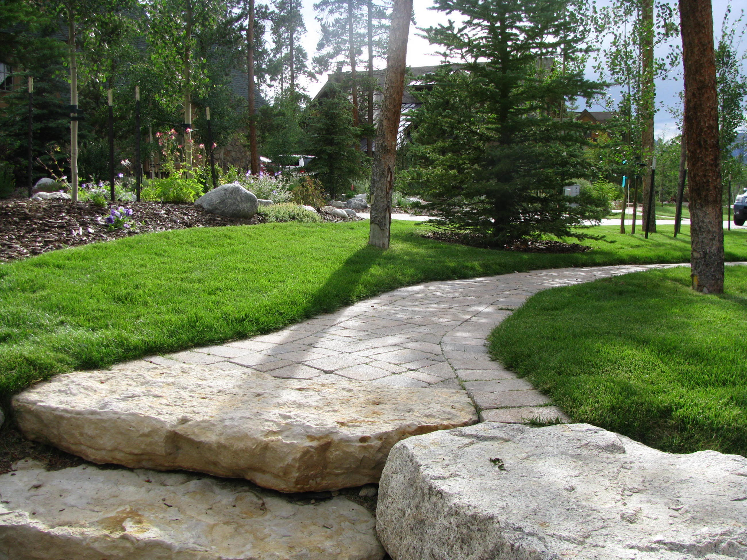 walkways landscaping company summit county 6