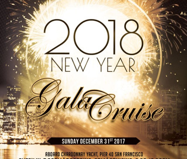 From The Organizer Sf Nightlife Presents New Years Eve Fireworks Gala Cruise