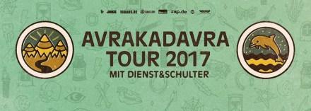 17.02.2017 Goldroger in Augsburg · Soho Stage: Avrakadavra Tour 2017