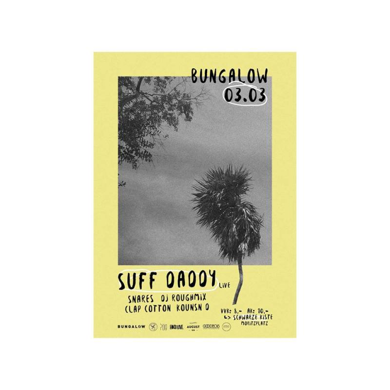 03.03.17 – SUFF DADDY (Bungalow/Augsburg)