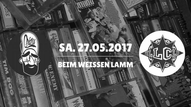 FULL CLIP // Authentic 90s HipHop Flava // 27.05.17 // Beim Weissen Lamm
