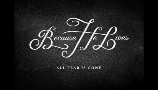 Resurrection: The journey through fear