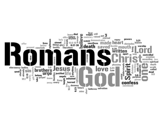 Romans, part 2 – Hood Memorial Christian Church
