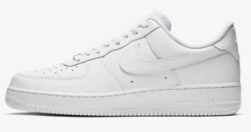 Nike Air Force 1 '07 weiß
