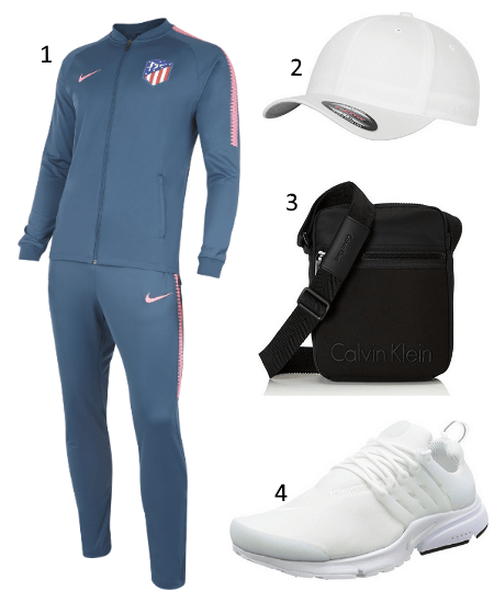 Atletico Madrid Outfit