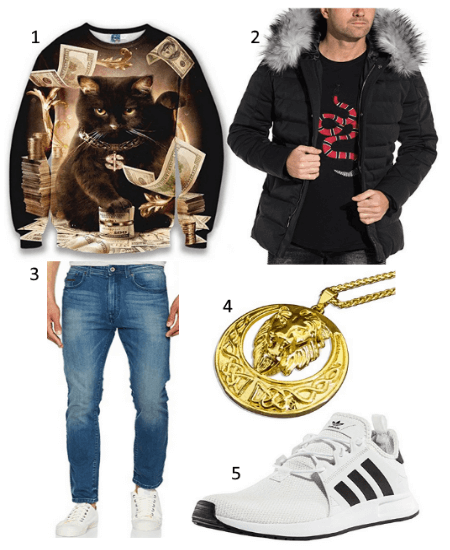 Money Maker Outfit