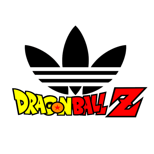 Dragon Ball Z x adidas Logo
