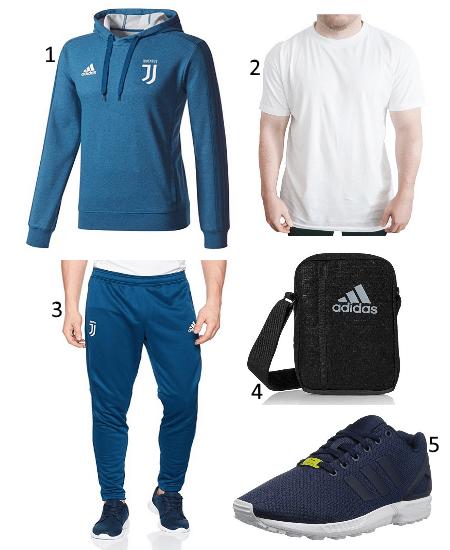 Juventus Turin Trainingsanzug Outfit