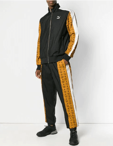 Puma x MCM Trainingsanzug