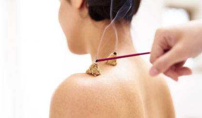Moxibustion at Hood To Coast Healthcare