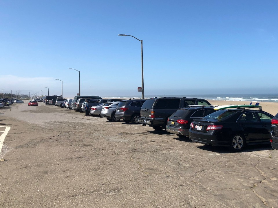 San Francisco Reopens Parking At Some Beaches Hoodline