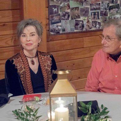 Mary Eaton Bliss and Leonard Bliss
