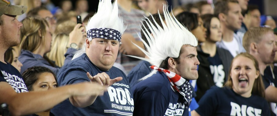 Even though we love American Football, we still have to admit that so many of the fans are just awful.